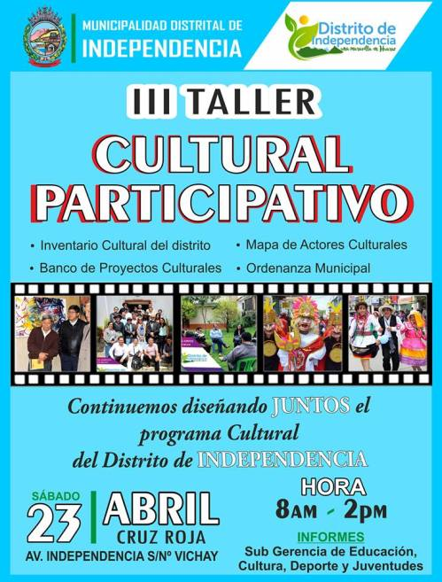 afiche 3er taller